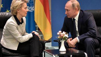 موسكو تفرض عقوبات على مسؤولين أوروبيين