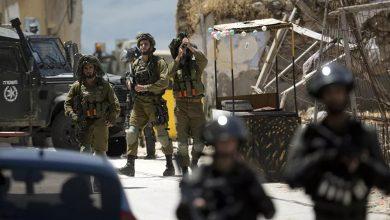 سقوط صاروخ في إسرائيل