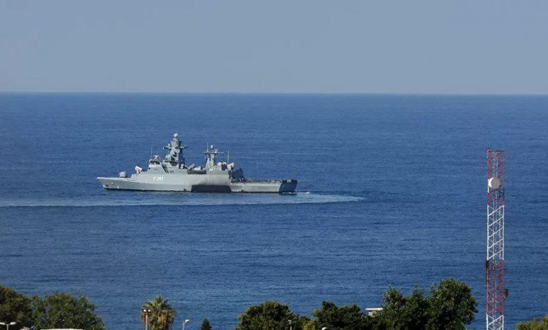 سفينة إسرائيلية
