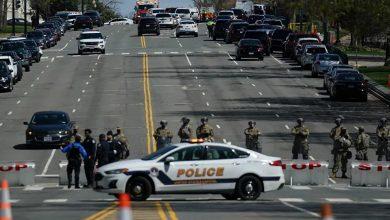 مصرع شرطي أمريكي