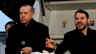 صهر أردوغان