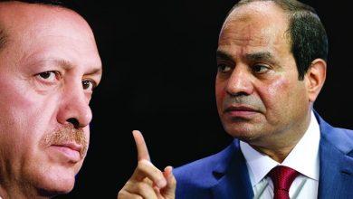 القاهرة تعلّق محادثات التطبيع مع النظام التركي