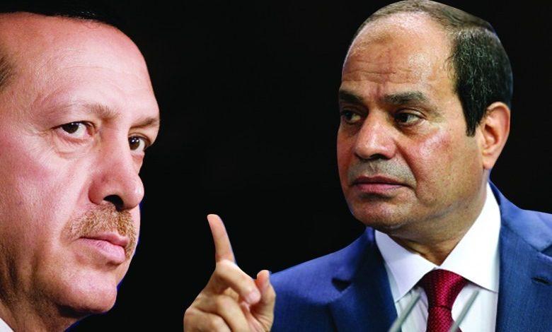 اللقاءات المصرية التركية