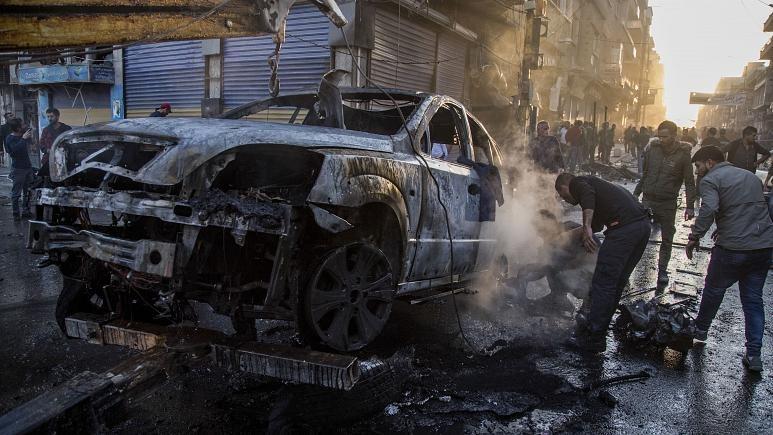 مقتل ارهابيين
