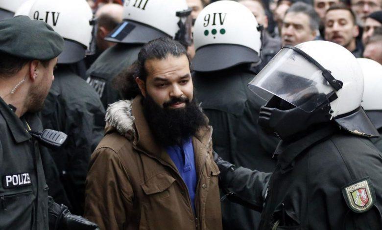 Allemagne organisations extrémistes