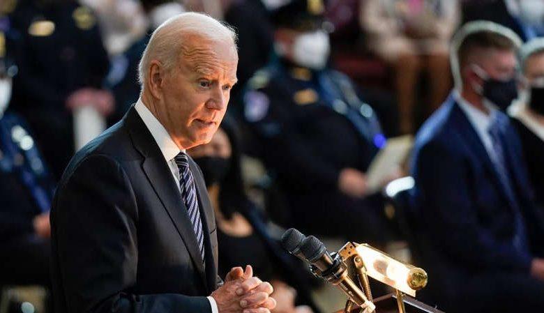 Biden troupes américaines