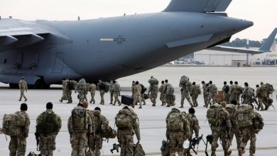 سحب القوات الأميركية من أفغانستان