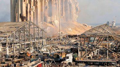 L'Allemagne port de Beyrouth