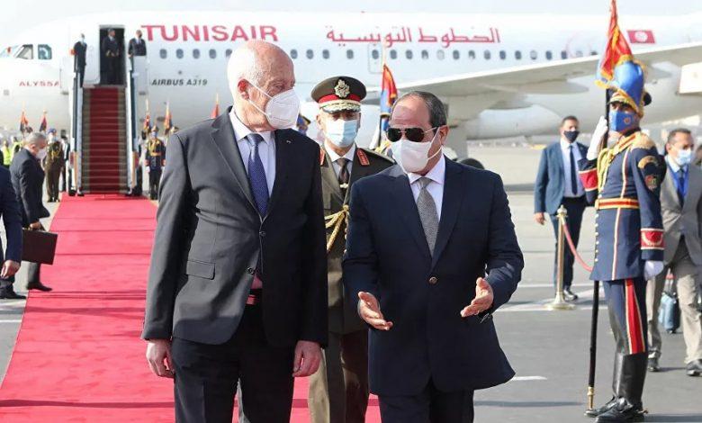 L'Égypte et la Tunisie