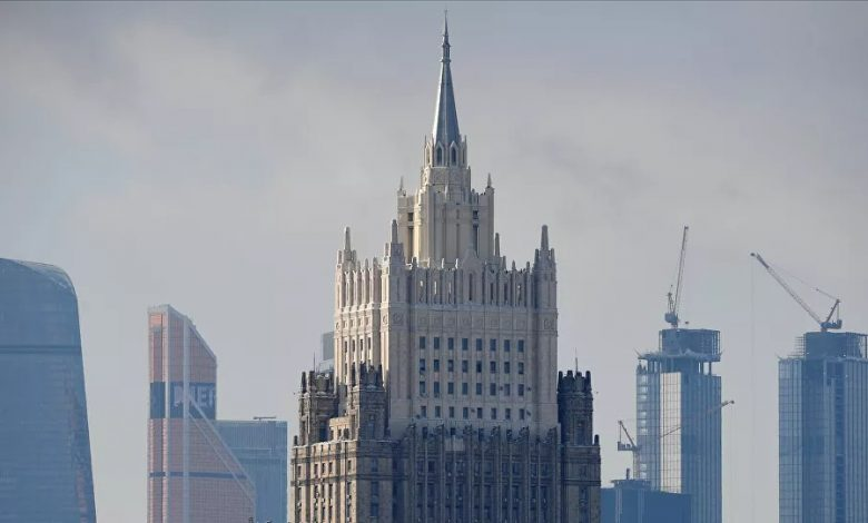La Russie responsables américains