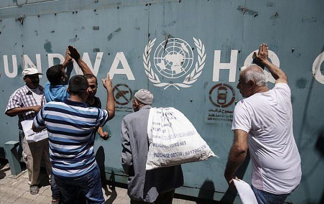 L'administration américaine l'aide Palestiniens