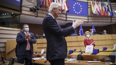 Le Parlement européen l'accord commercial