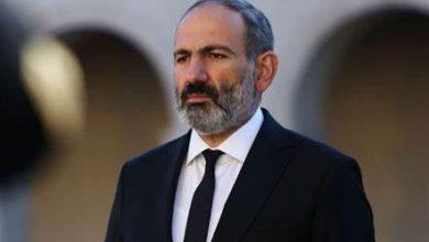 Le Premier ministre arménien