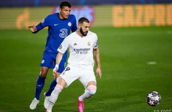 Le Real Madrid Chelsea