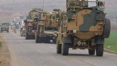 Les forces du régime turc