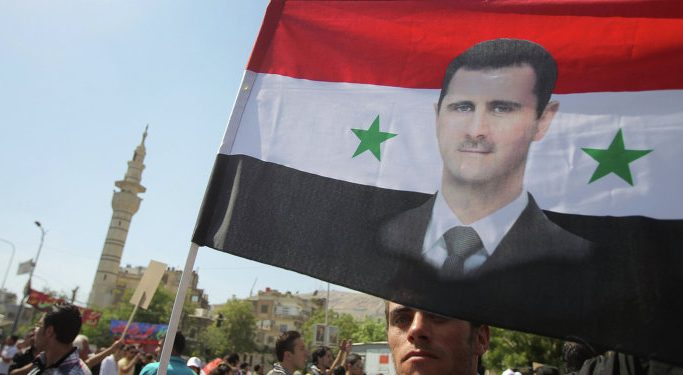 Syrie Bachar
