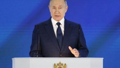 Vladimir Poutine La Russie
