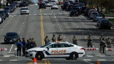 Washington Capitole policier