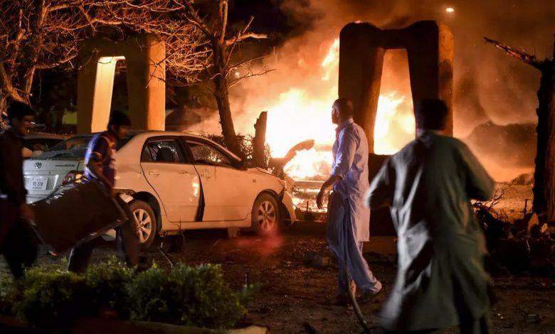 باكستان: عمل إرهابي داخل فندق يقطنه السفير الصيني