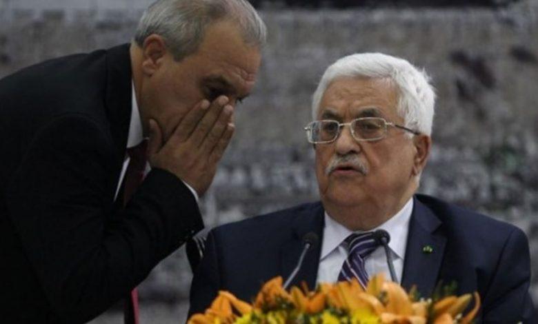 la succession d'Abbas