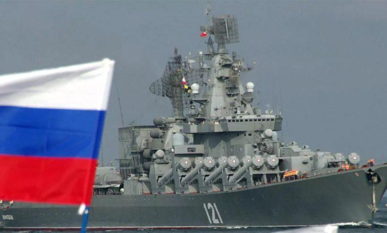 روسيا تحشد عسكرياً في البحر الأسود