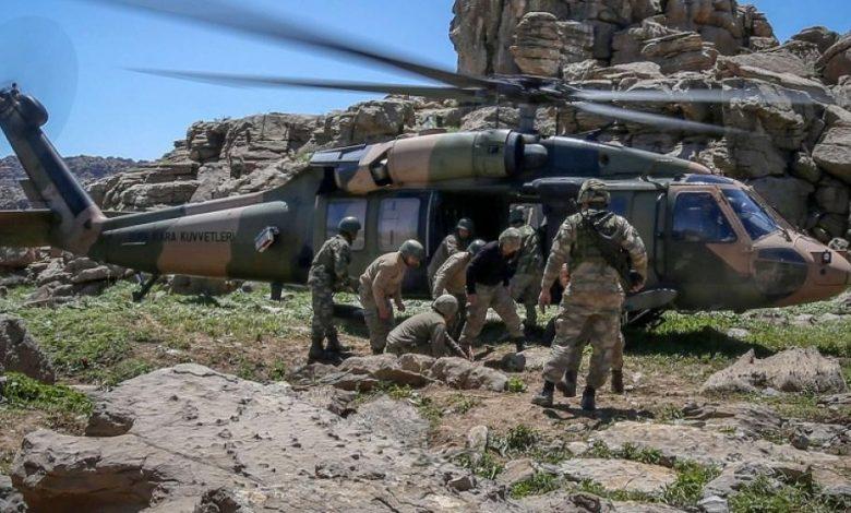مصرع جندي تركي شمالي العراق