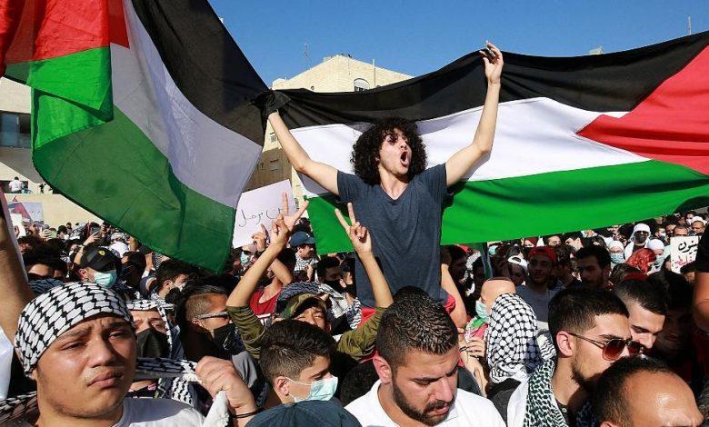 مظاهرات حاشدة منددة بالجرائم الإسرائيلية تجوب العديد من عواصم العالم