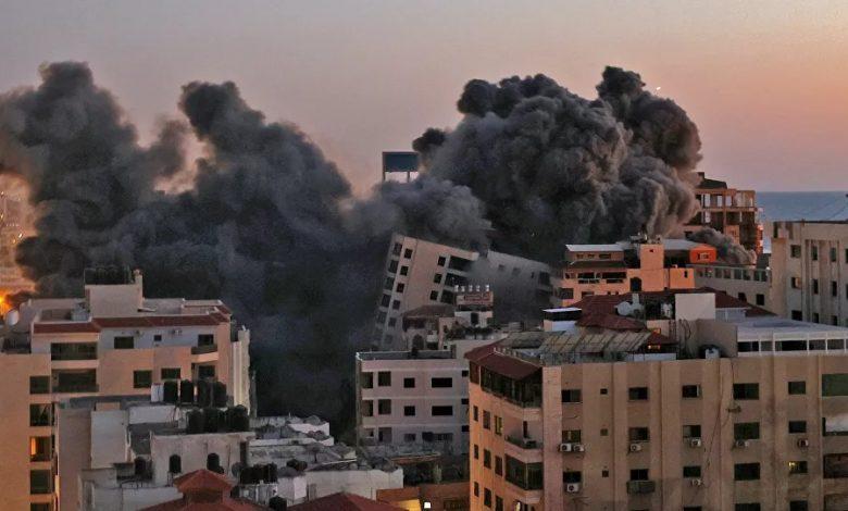العدوان الإسرائيلي