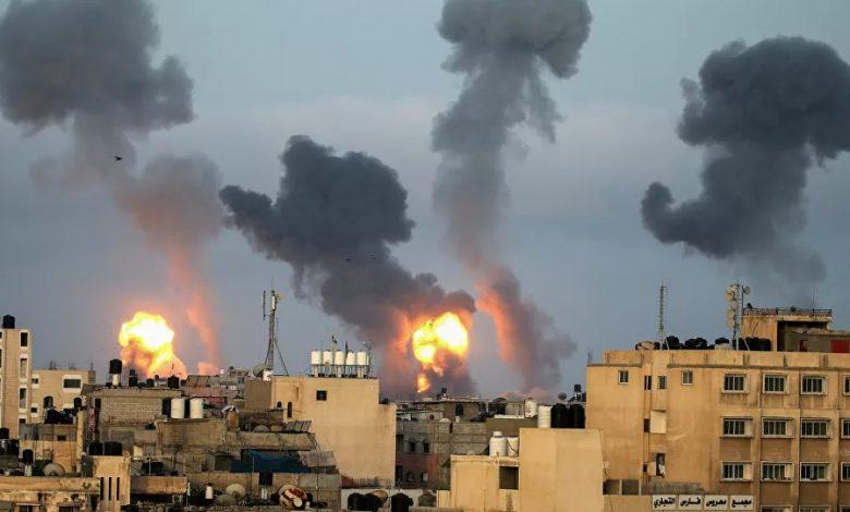 الاحتلال الإسرائيلي يرتكب مجزرة جديدة