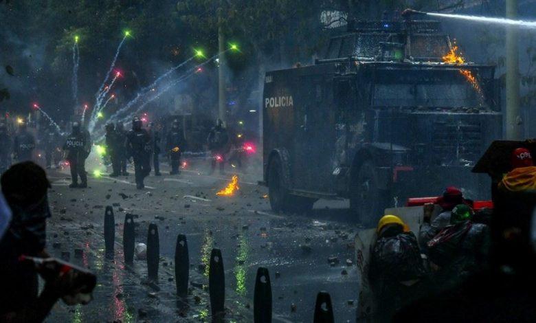 مقتل عشرة أشخاص في كالي