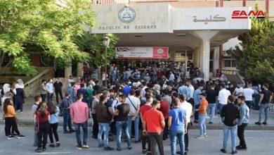 فتح مراكز الاقتراع للانتخابات الرئاسية السورية