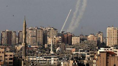 الفصائل الفلسطينية تقصف إسرائيل رداً على اقتحام المسجد الأقصى