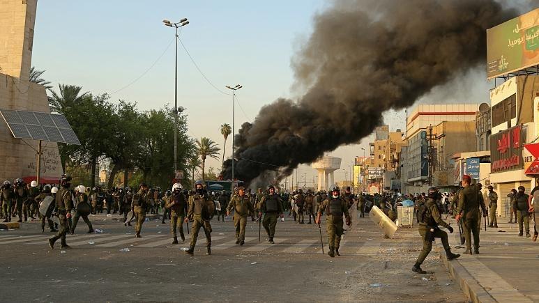 قوات الامن العراقية