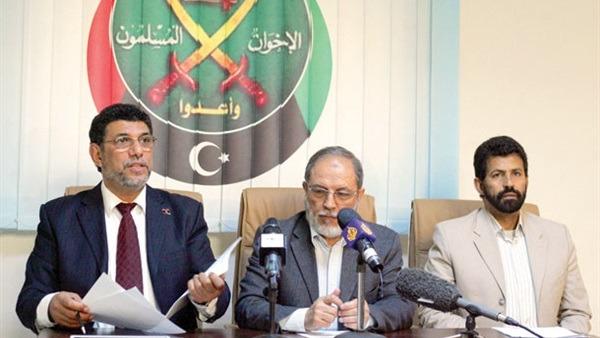 إخونجية ليبيا