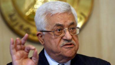 Abbas Jérusalem