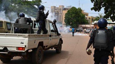 Burkina Faso attaque de terroristes