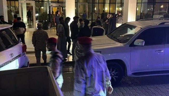Conseil présidentiel libyen