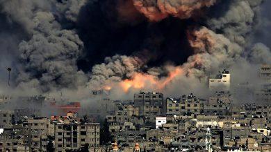 العدوان الاسرائيلي
