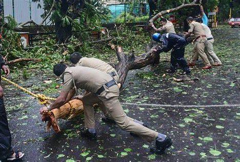Inde un cyclone