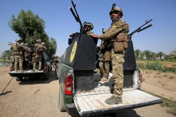 Irak Quatre attaques terroristes