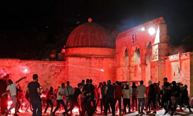 Jérusalem De nouveaux heurts