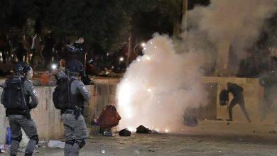Jérusalem Palestiniens police israélienne