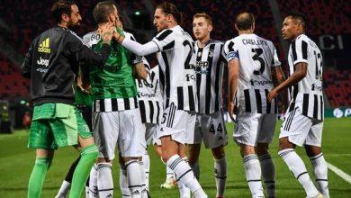 L'AC Milan et la Juventus