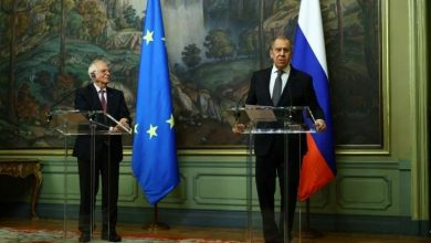 L'UE sanctions la Russie