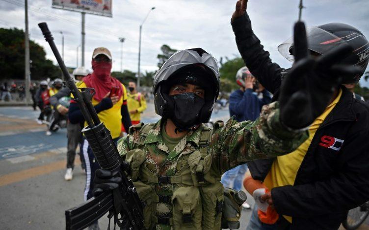 L'armée colombienne Cali