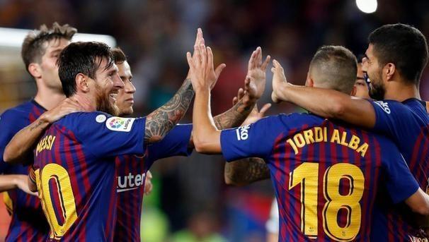 Le FC Barcelone