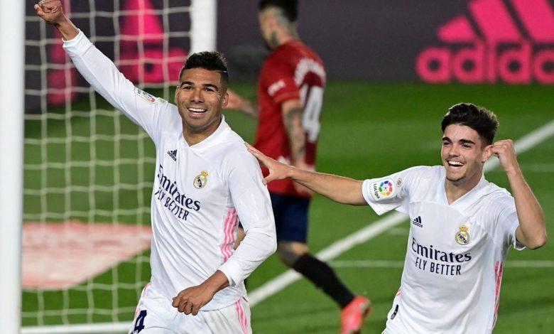 Le Real Madrid