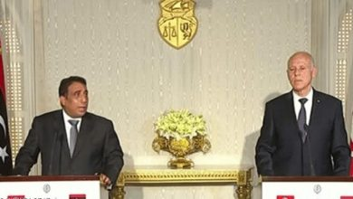 Les Tunisiens et les Libyens