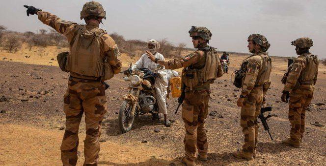 Macron Mali