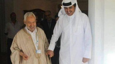 Rached Ghannouchi Qatar